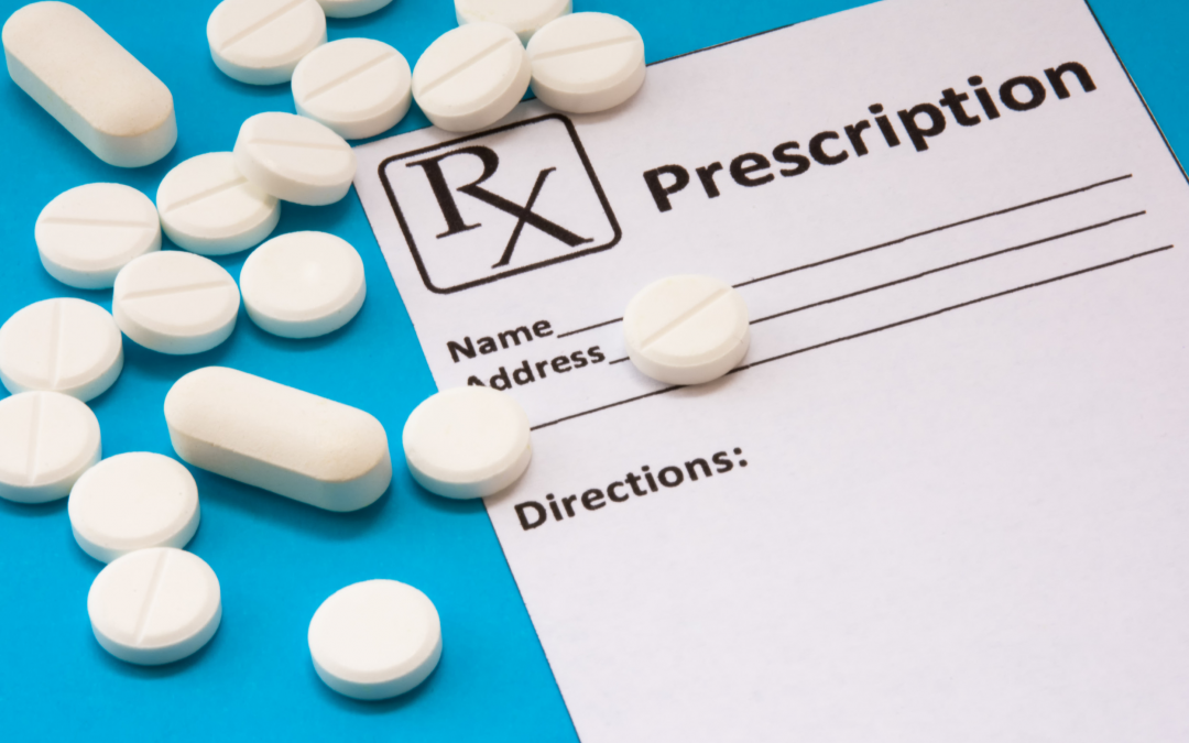 Prescriptions by mail