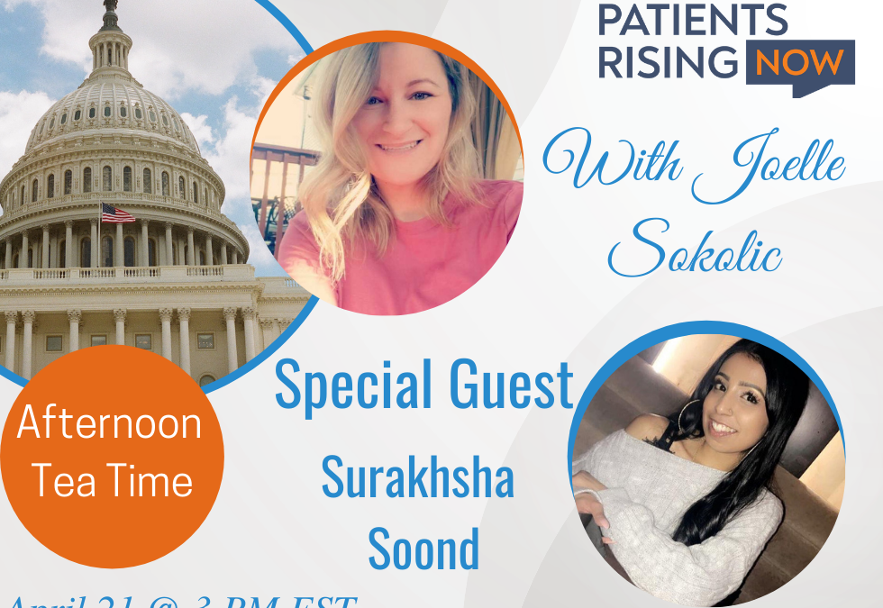 Virtual Advocacy Chat: Meet an Advocate – National Minority Health Month
